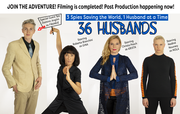 36 Husbands - JOIN US!